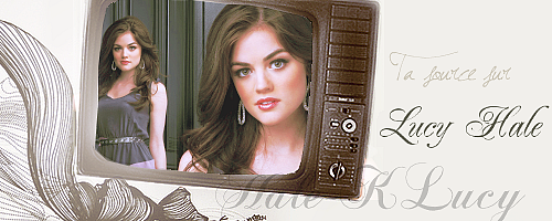. Bienvenue sur Hale-KLucy ta source sur la star de Pretty Little Liars. .