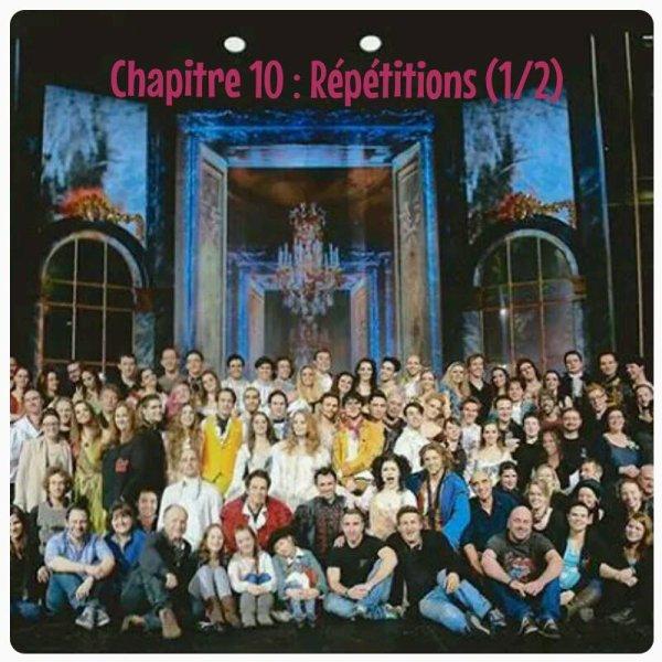 Chapitre 10 (partie 1) : Répétitions