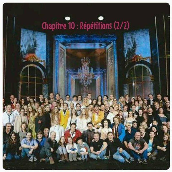Chapitre 10 (partie 2) : Répétitions