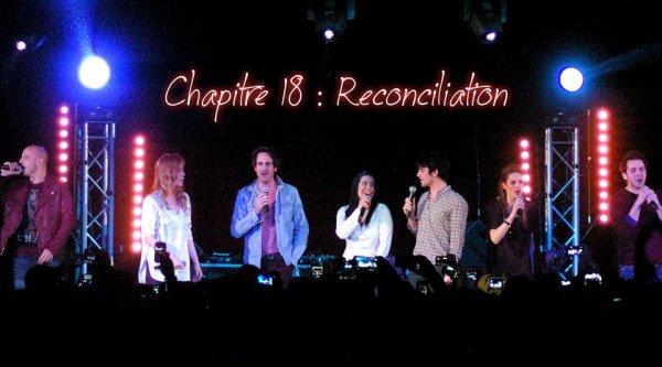 Chapitre 18 : Réconciliation