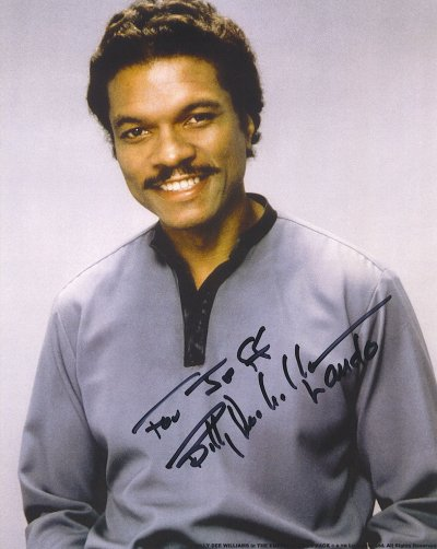 SPECIAL STAR WARS : BILLY DEE WILLIAMS