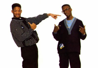 WILL SMITH & JAZZY JEFF ENFIN REUNIS !