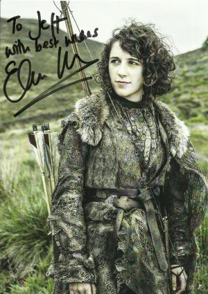 GAME OF THRONES : Ellie Kendrick & Ian McElhinney !
