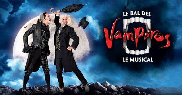 LE BAL DES VAMPIRES A PARIS !