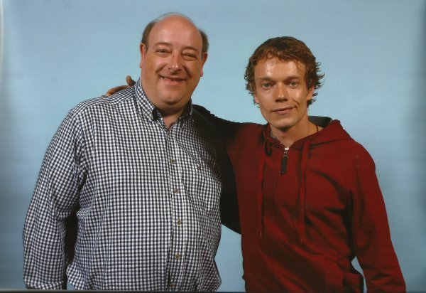 GAME OF THRONES : ALFIE ALLEN