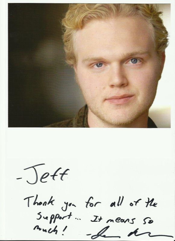 SPECIAL GREY'S ANATOMY : JOE ADLER