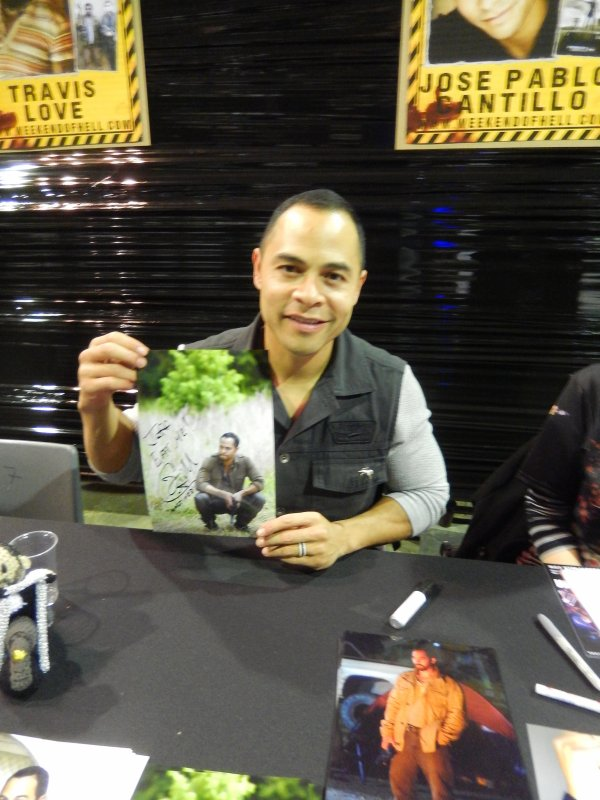 SPECIAL WALKING DEAD : JOSE PABLO CANTILLO