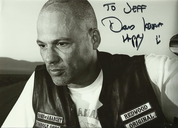 SPECIAL SONS OF ANARCHY : David Labrava