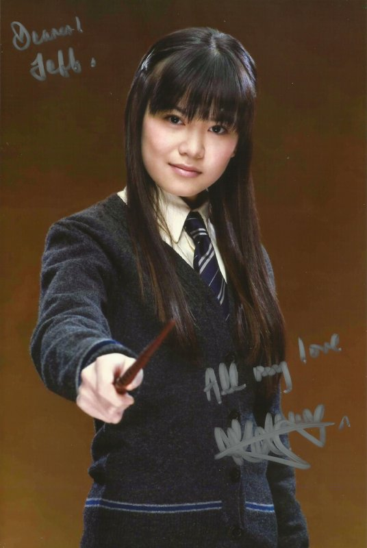 SPECIAL HARRY POTTER (suite des pages 6, 102, 103, 104, 127) : Adrian Rawlins, Natalia Tena, Katie Leung