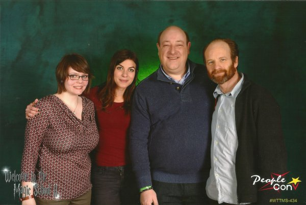 SPECIAL HARRY POTTER (suite des pages 6, 102, 103, 104, 127) : Adrian Rawlins, Natalia Tena, Katie Leung