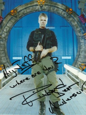 SUPER MC GYVER... RICHARD DEAN ANDERSON !