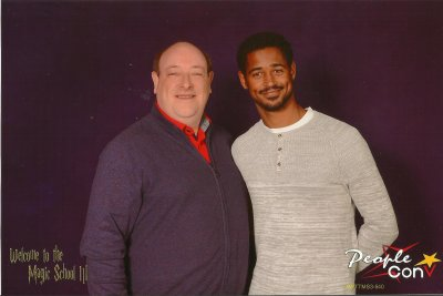 SPECIAL HARRY POTTER (suite des pages 6, 102, 103, 104, 118) : Alfred Enoch, Josh Herdman, Mark Williams, Sean Biggerstaff