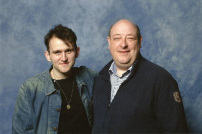 SPECIAL HARRY POTTER (suite des pages 6, 102, 103, 104, 118, 127) : ANDY HERD, HARRY MELLING, LES FRERES PHELPS