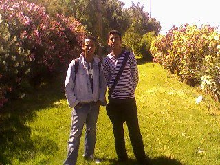 me and my friend walidddddddddd
