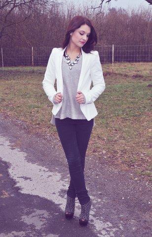 Hit de l'été n°1 : Le blazer Blanc