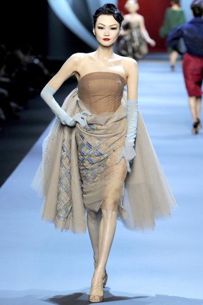 Défilé Christian Dior couture