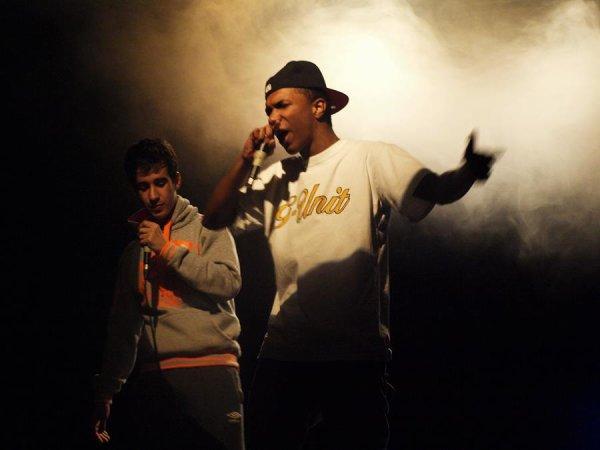 SAMBAL OELEK / HORS JEU feat ARSHER (2012)