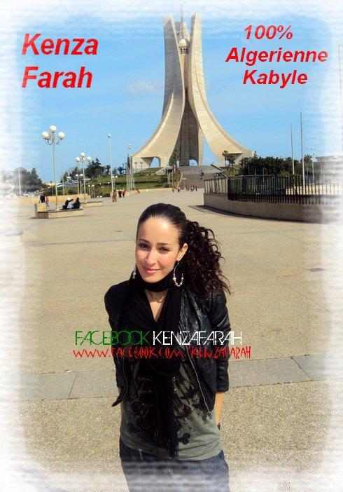 Kenza en Algerie