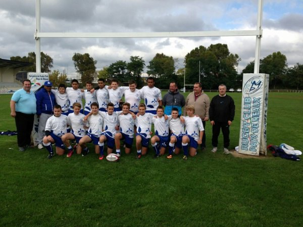 rugby rcpm 2013
