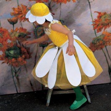 déguisement de Pâques dans les années 1970