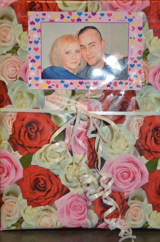 decoration de notre salle du mariage 9 août 2014