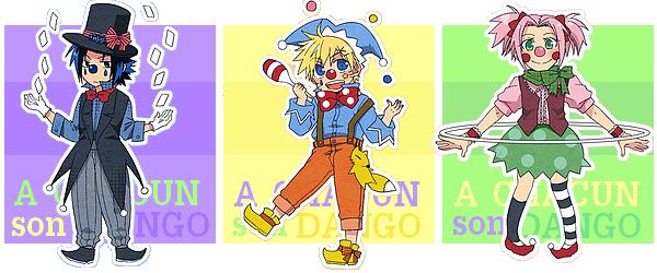 _ A CHACUN SON DANG☆ ! _