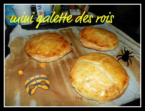 mini galette