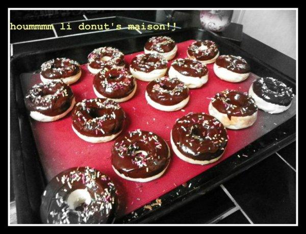 les donut's