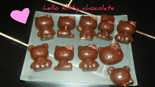des gourmandises hello kitty