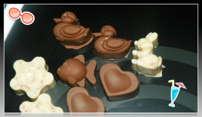 chocolat par ci chocolat par là