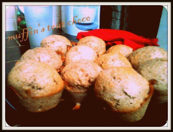 muffin's tout choco