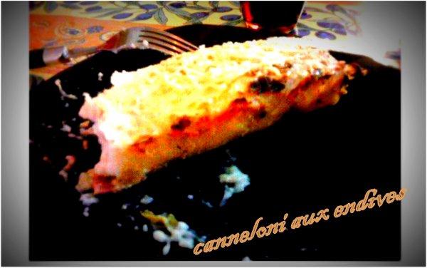 canneloni aux endives