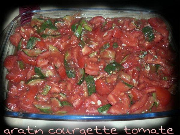 gratin de legumes