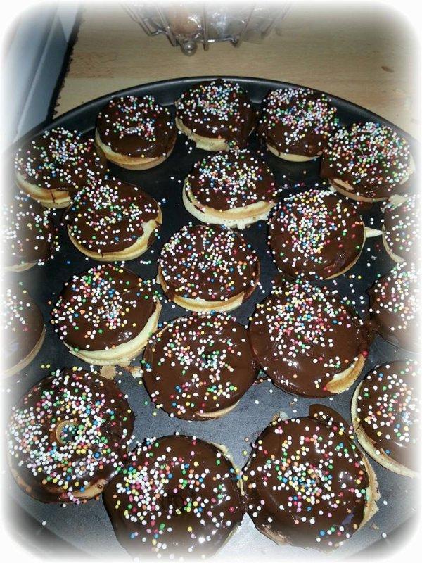 mini donut's