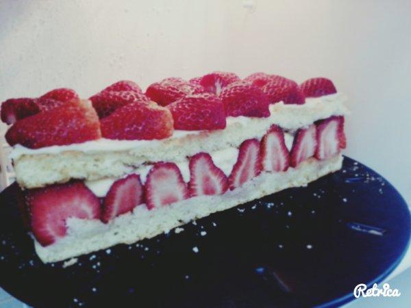 mon fraisier