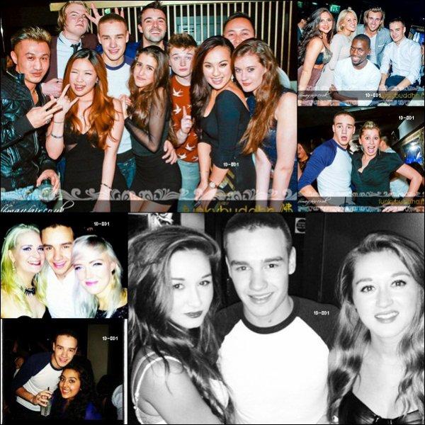 Liam au Funky Buddha  16.11.2012