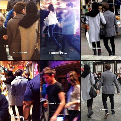 Liam et Danielle a NYC (02.12.12)