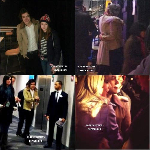 31.12.12 - Harry & Taylor à NY