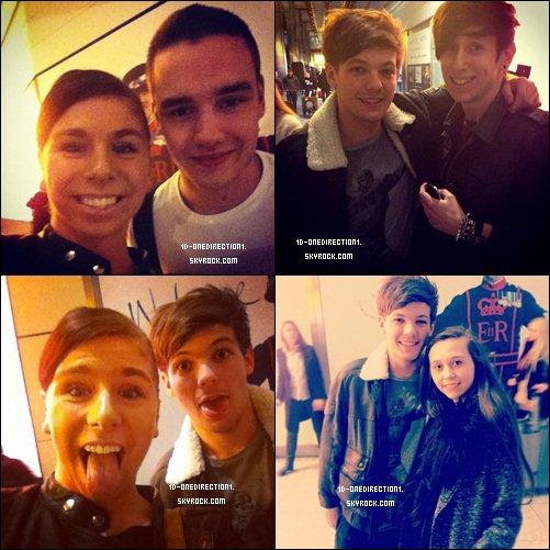 Niall au Derby - 05.01.2013