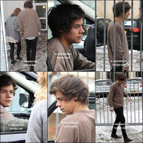 Harry à Camden - (22-01.2012)