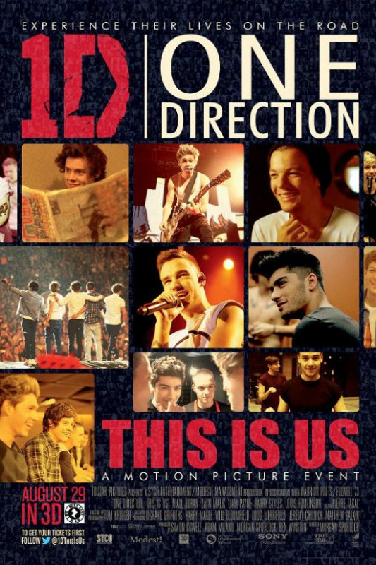 Poster du film des boys : This Is Us