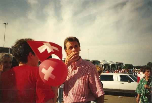 CM 1994 aux Etats-Unis: Roumanie-Suisse 1-4