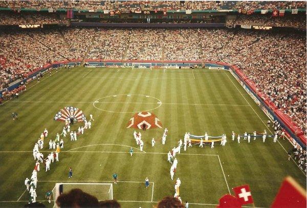 CM 1994 aux Etats-Unis: Etats-Unis-Suisse 1-1