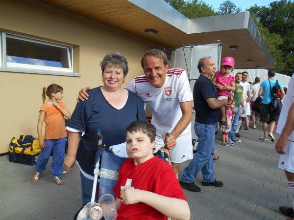 FC Peseux-Comète-Suisse Légends, Terrain de Chantemerle, Peseux, le 22 juin 2013