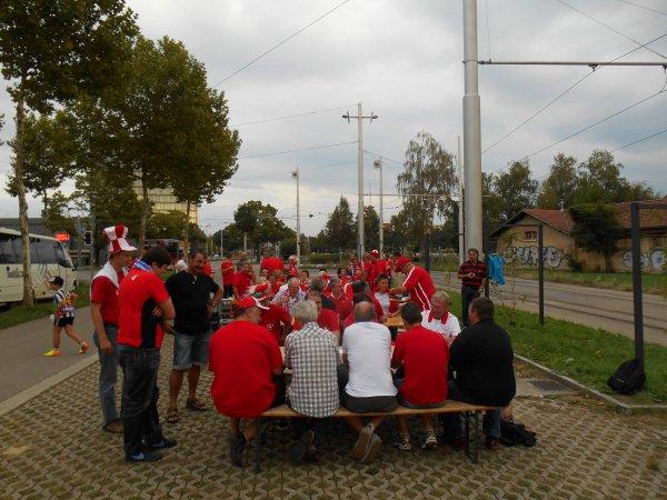 Suisse-Islande 4-4: Stade de Suisse, Wankdorf. Berne. Le 6 septembre 2013