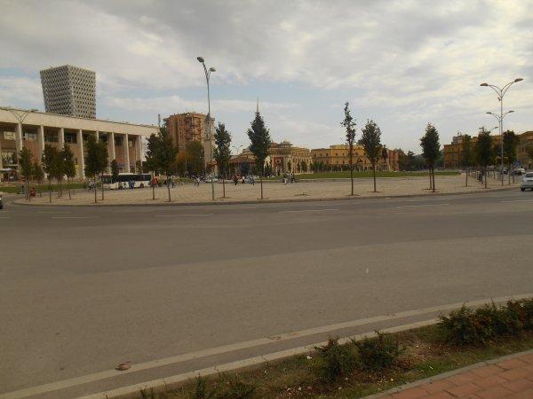 Albanie-Suisse 1-2: Qemal Stafa Stadion. Tirana. Le 11 ocotbre 2013