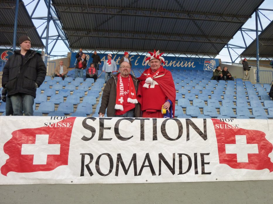 Fan's Club Equipe Suisse Section Romandie