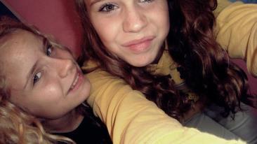 Laura et Julie :d ♥
