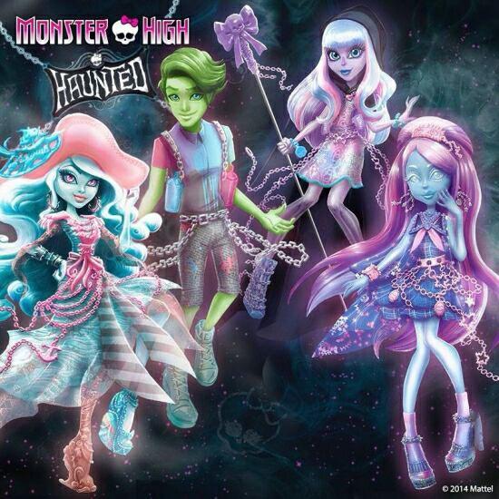 Bienvenu à tous les monstres !!!