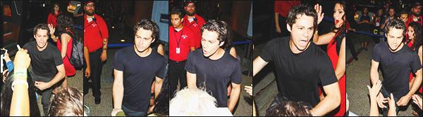 .22.07.17 ▬ Dylan participé à la soirée MTV Fandom Fest toujours à San diego avec le cast de Teen Wolf  Les news ne s'arrête plus pour Dylan, il signe son come-back et s'éclate avec Tyler Posey dont il a toujours était très proche, c'est un beau Top! Avis?
